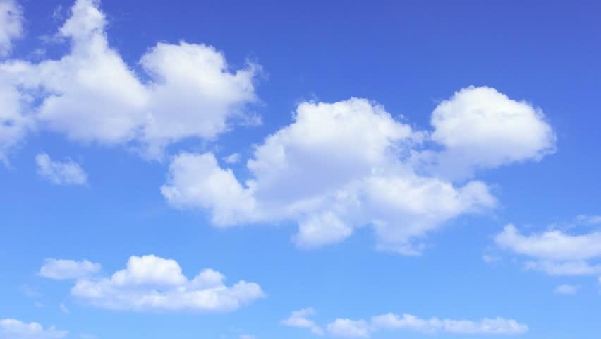 4k Timelapse Rolling Clouds Ultra Hd 4096x2304 Stock