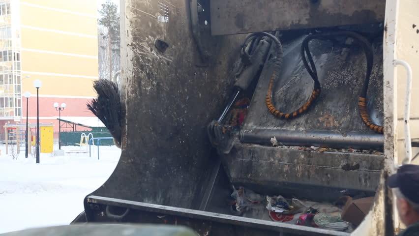 Header of dustcart