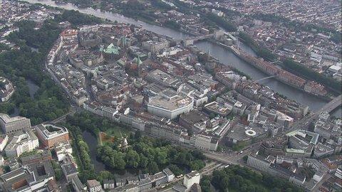 AERIAL Germany-Bremen 2007: Bremen