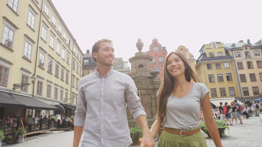 Swedish men asian women
