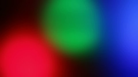Abstract blurred transparency big bokeh movie, glowing magical lights. Background for tv show, intro, opener, christmas theme, holiday, party, clubs, event, music clips, advertising footage. Fast
