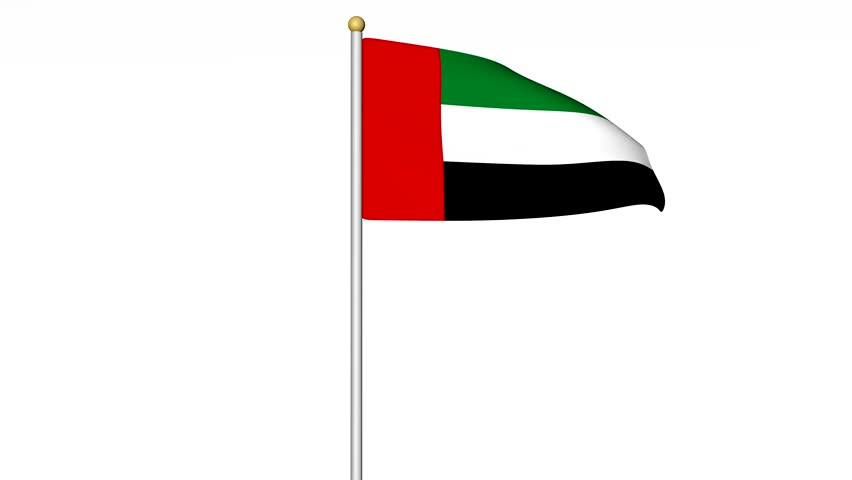 Spirit Of Union Stock Video Footage - 4K and HD Video ...Uae Flag Animation