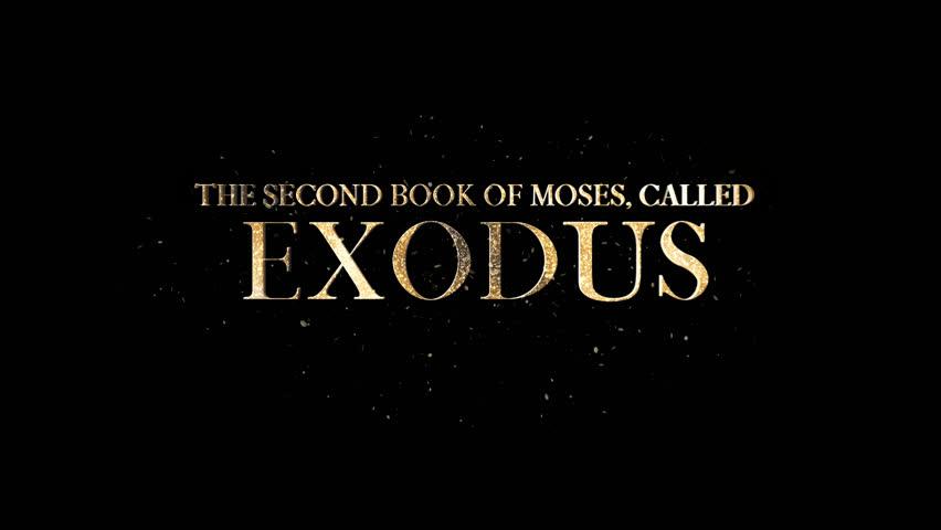 Header of exodus