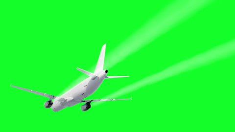 Green Screen Airplane Stock Video Footage - 4K and HD Video Clips |  Shutterstock