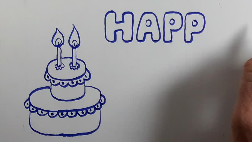 Happy Birthday Mary Stock Footage Video 100 Royalty Free