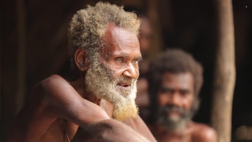 Yakel Tribe, Tanna Island, Vanuatu, South Pacific. February 2014 | Shutterstock HD Video #1007629024
