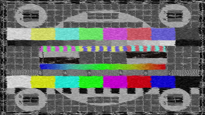 Loopable: Old Analog Crt Tv Stock Footage Video (100% Royalty-free)  1007878384 | Shutterstock