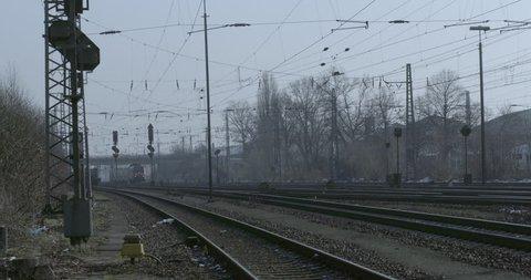 East Midlands Meridian train