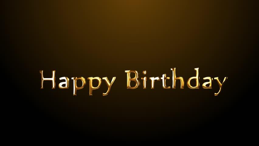 Happy Birthday background | Shutterstock HD Video #1008456814