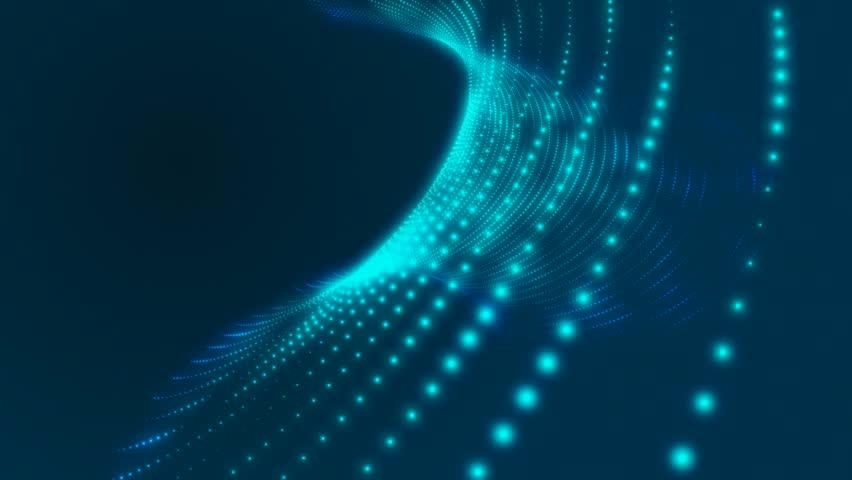 A futuristic blue background #1008526954