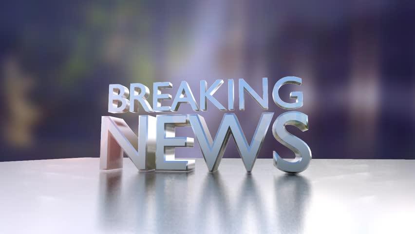 Breaking News - Broadcast Graphics | Shutterstock HD Video #1008564154
