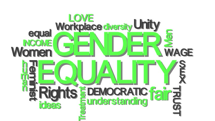 gender equality and equal opportunity Equality in education means that boys and girls will have equal opportunities to realize their full human rights and contribute to and benefit from economic, social, cultural, and political development.