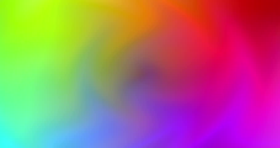 Multi Color Gradient Abstract Splash Stock Footage Video  100  Royalty