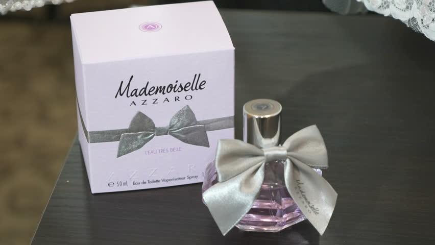 Header of mademoiselle
