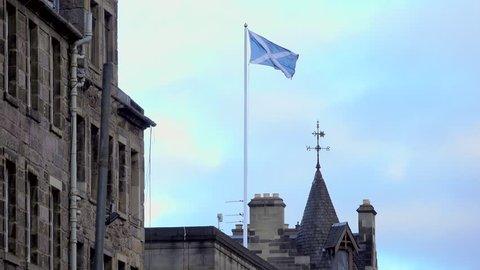Edinburgh Old City, Scotland, UK