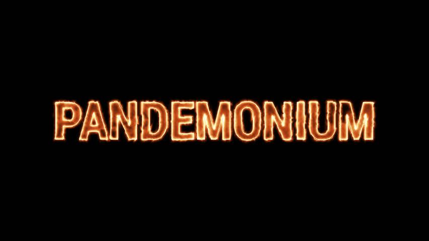 Header of pandemonium
