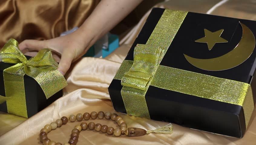 Arabic gifts on Ramadan, Eid, birthdays, anniversary. Islamic Giveaways for family. Abu Dhabi, Dubai, UAE