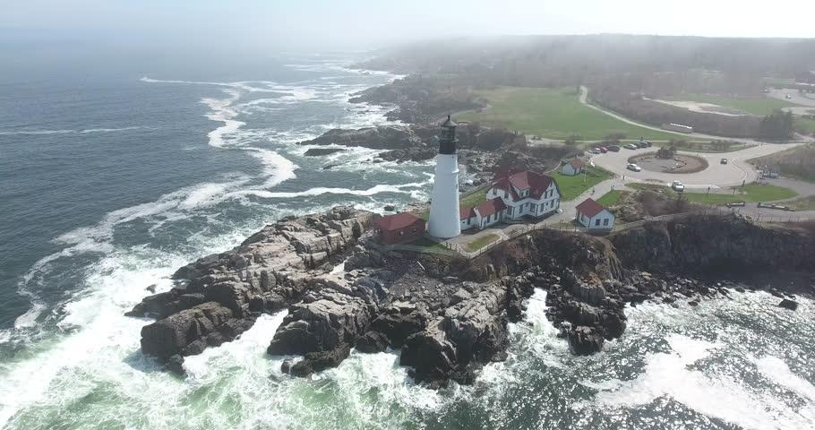 Lighthouse, Portland Maine