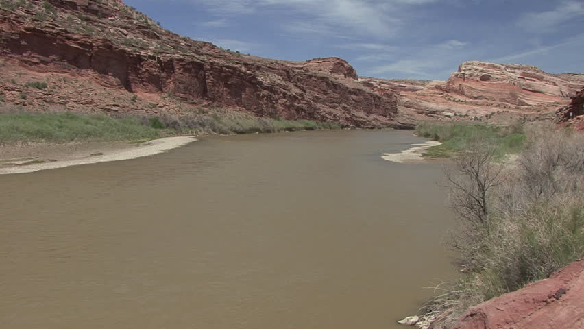 Header of sediment