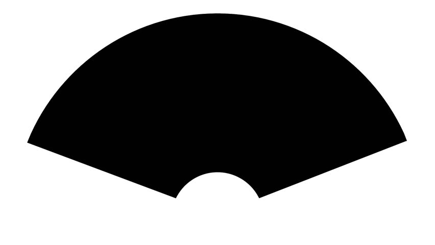 Windscreen wiper silhouette, alpha matte, seamless loop 3d animation | Shutterstock HD Video #1011772994