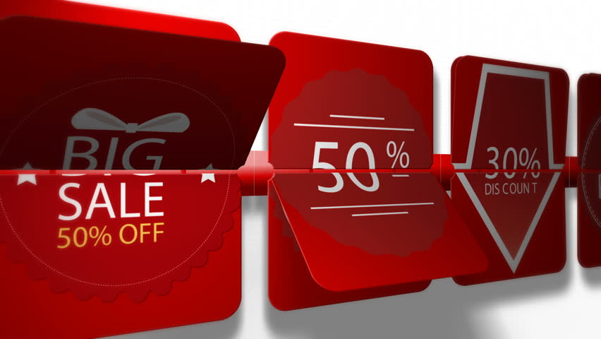Sales promotional animation video with the inscription Mega Sale. Big sale, hot sale, best price, low price, discounts. | Shutterstock HD Video #1011989594