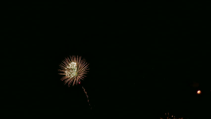 4K Firework display  | Shutterstock HD Video #1012509404