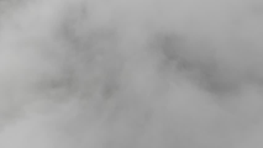 Flight above clouds in mountain | Shutterstock HD Video #1012634834