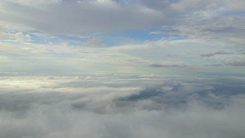 Sky Clouds And Ocean La Guaira Vargas Venezuela