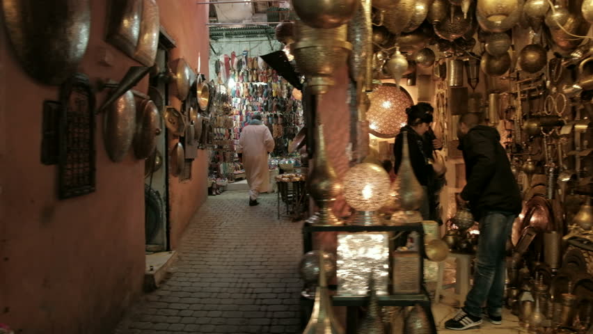 Souq Footage | Stock Clips