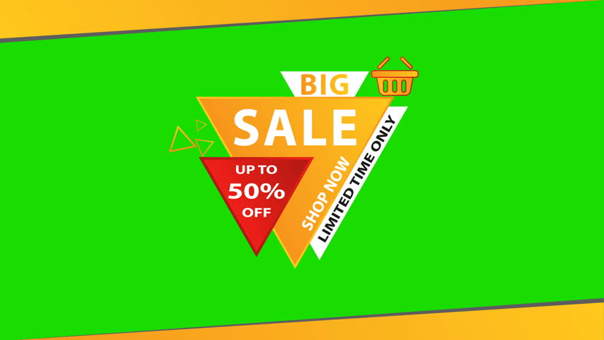 Big Sale Limited Time Offer up to 50% off, Pack Title, Lower third, Transition, Logo and Background | Shutterstock HD Video #1013422874