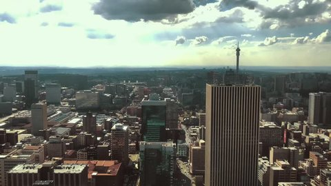 Gorgeous timelapse of the north side of Johannesburg city.