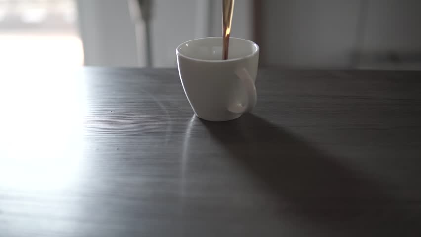 First Thing In The Morning Coffee | Shutterstock HD Video #1013566694