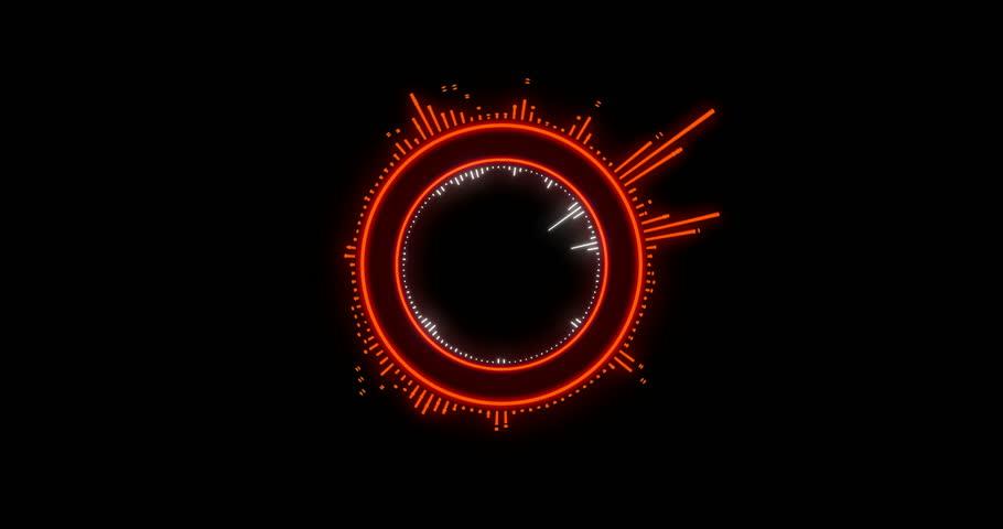 Audio waveform equalizer. | Shutterstock HD Video #1013566754