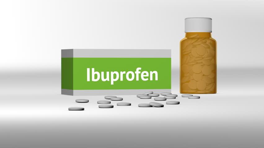 Ibuprofen Medical Treatment