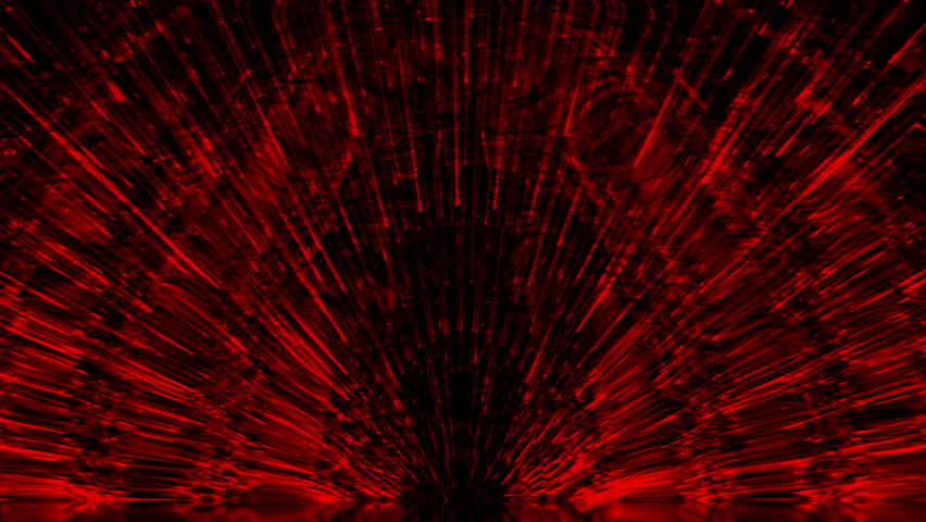 Red neon light ia an immortal classic. Minimalistic design is combined with red soft hypnotizing  neon light. Great choise for techno raves, exclusive performances or parties.   | Shutterstock HD Video #1014618734