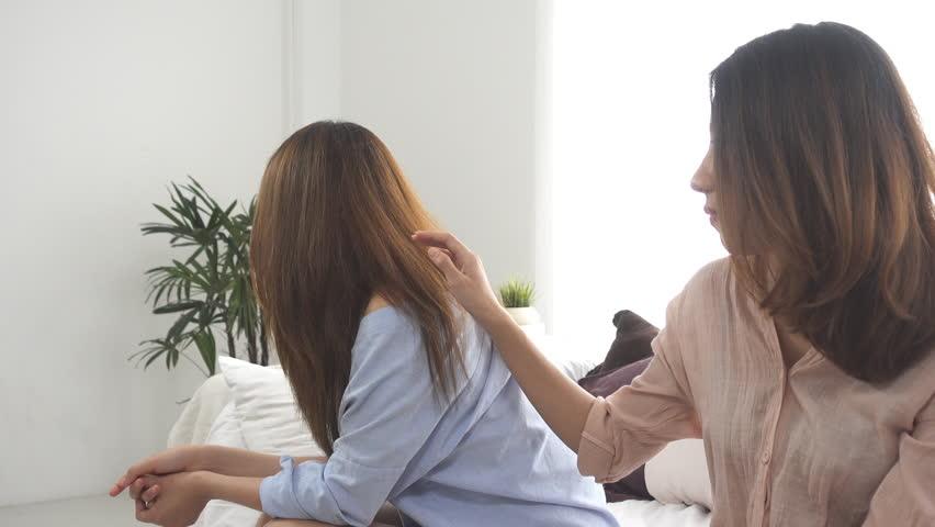 Me, please free asian lesbeian media clips