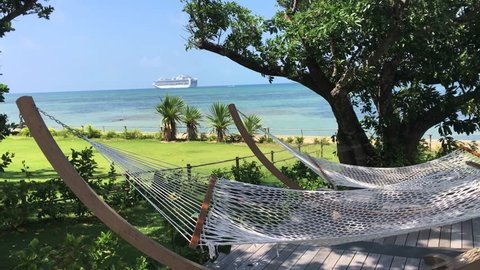 Beach Resort in Ishigaki Island, Okinawa, Japan
