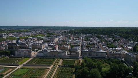 Aerial France Paris