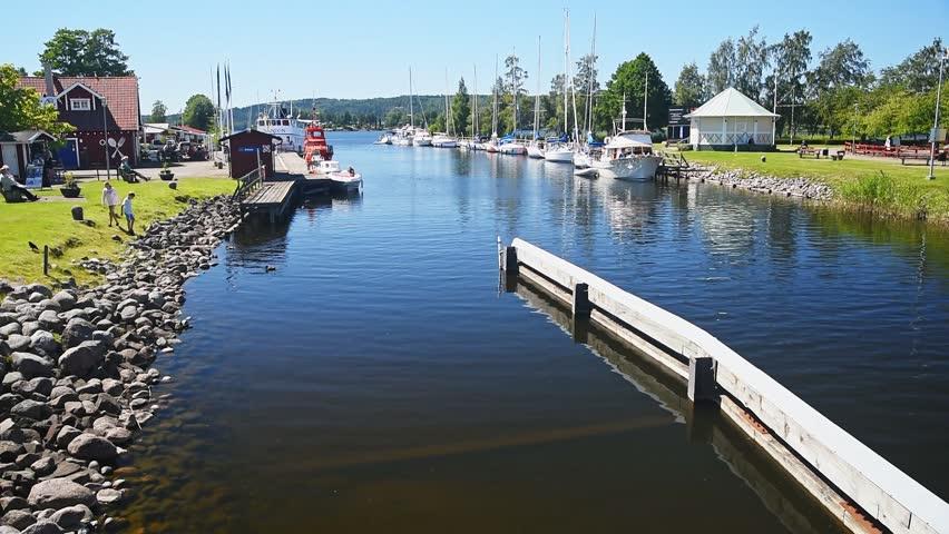 Karlsborg, Sweden – July 2, Stock Footage Video (100% Royalty-free)  1017355354 | Shutterstock