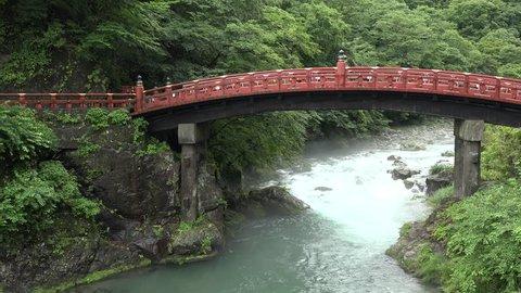 Zoom Shinkyo Bridge Nikko