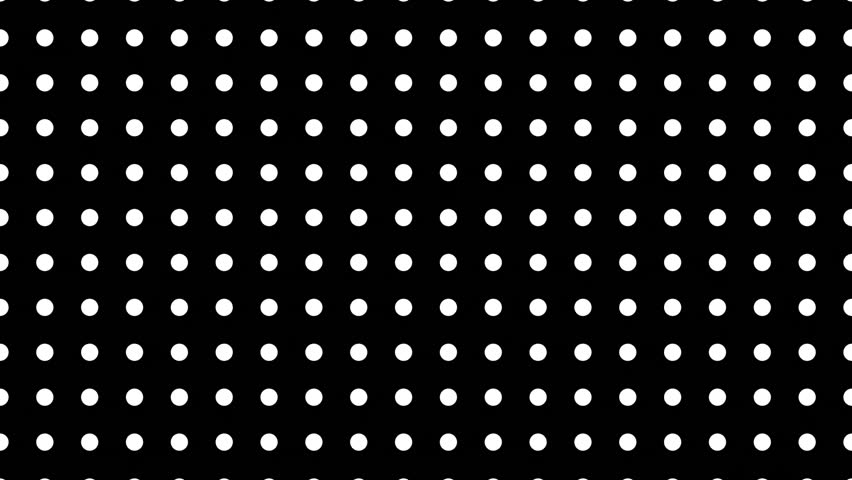 Dynamic Black And White Composition With Dots Scaling/ 4k animation pack of a black and white background intro including various grids appearing with minimal simple dots at different scales | Shutterstock HD Video #1017549634