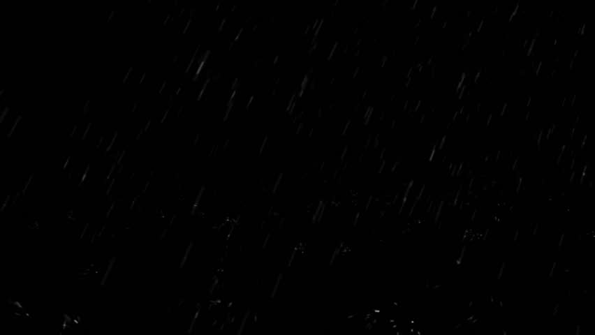 Rain with splashes. Looping. You can use any channel as alpha, or use soft light/overlay/add blending mode for adding to your composition. This video will help you to revive any photo/video footage #1018613824