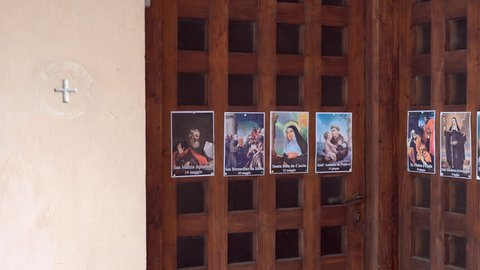 Halloween Chiesa.Chiesa Di San Bernardino Stock Video Footage 4k And Hd Video Clips