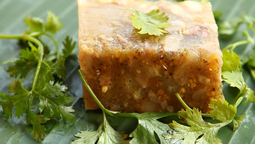 Jelly Pork Curry, Thai Northern Stock Footage Video (100% Royalty-free)  1020420724 | Shutterstock