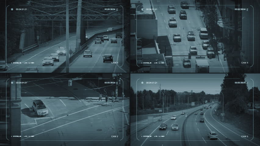 CCTV Traffic Cameras | Shutterstock HD Video #1021750414