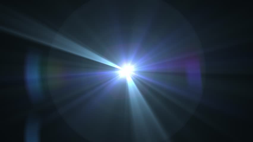 Lens flare element against black backdrop stock footage | Shutterstock HD Video #1022266444