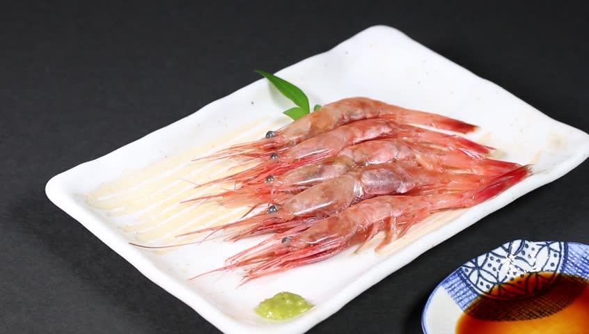 Amaebi Sweet Shrimp