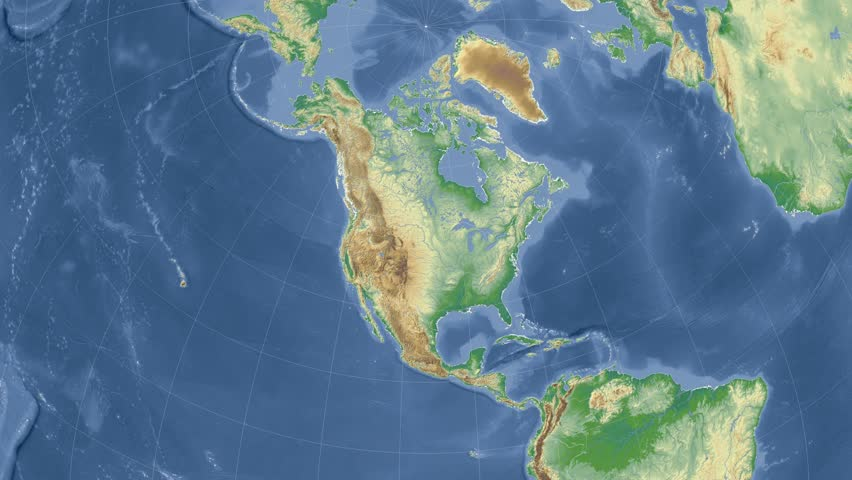 Desertification In North America Great Cataclysm