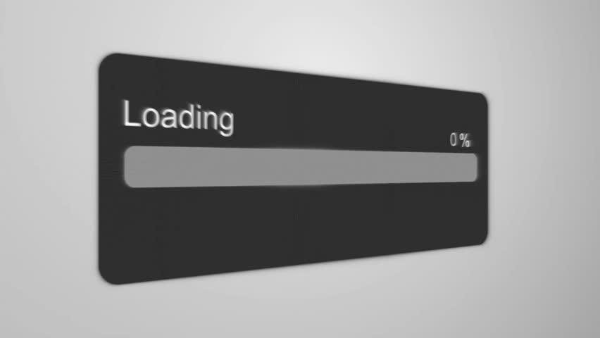 Loading Process Animation | Shutterstock HD Video #1023637204