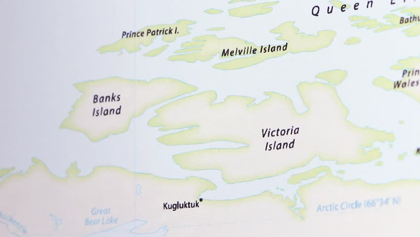 Islands Of Canada Map.Part Of Canada With Victoria Stock Footage Video 100 Royalty Free 1023809044 Shutterstock